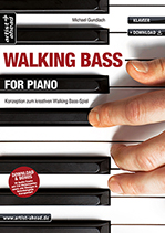 Walking Bass for Piano - Download