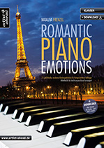 Romantic Piano Emotions